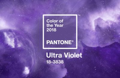 Pantone 2018 Colour of The Year
