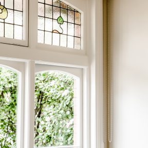 Interior window painting Melbourne MJ Harris