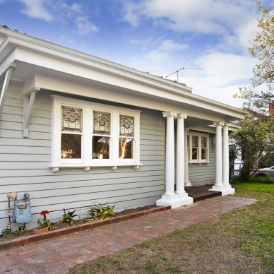 Weatherboard Restoration Melbourne
