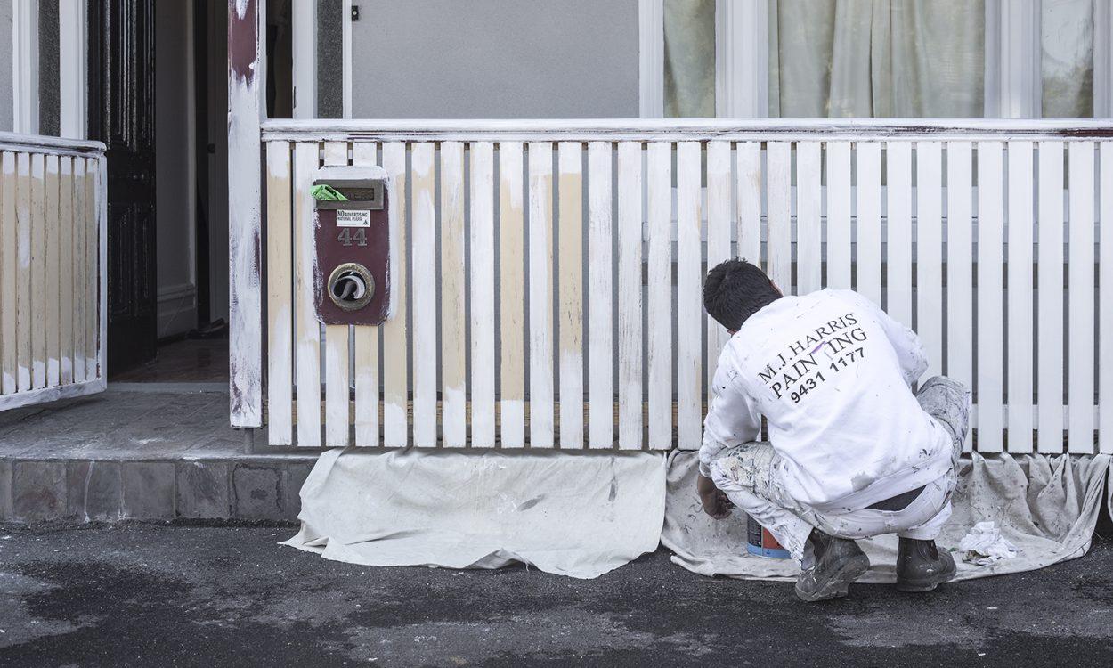 Exterior Preparation by M.J. Harris Painting