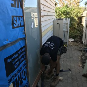 Weatherboard timber rot repair Melbourne