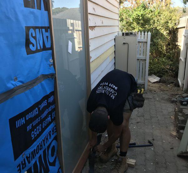Weatherboard timber rot repair Melbourne