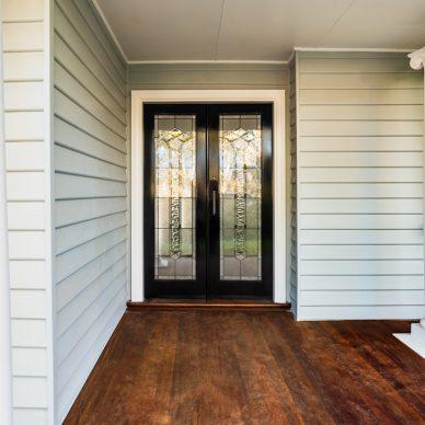Front Door Painting in Alphington