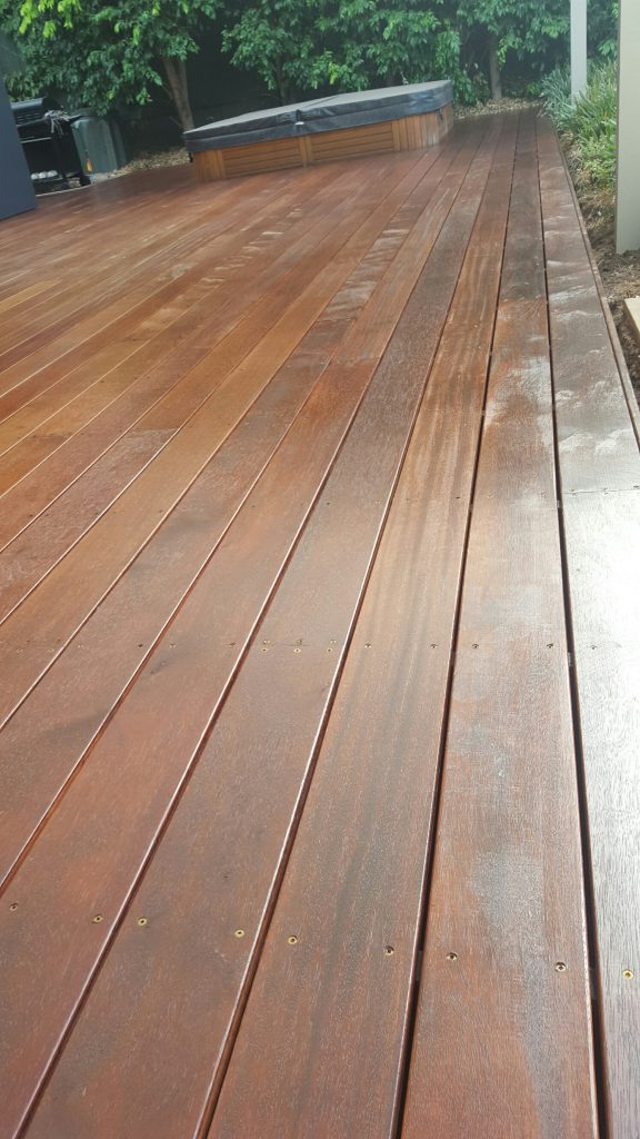 Our Clients Balwyn Deck Staining M J Harris Painting