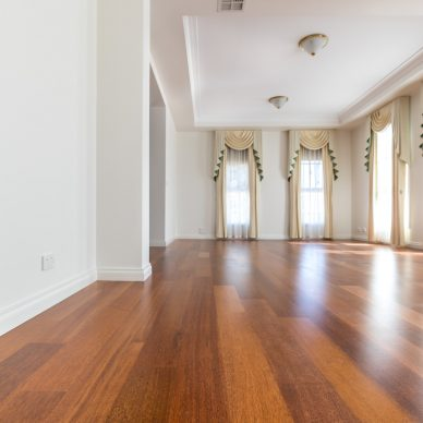 Merbua timber stained floors
