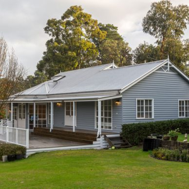 Weatherboard Home in Eastern Suburbs of Melbourne