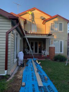 McKinnon House Repairs MJ Harris