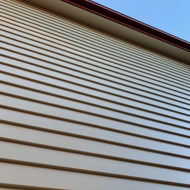 McKinnon Weatherboard House by MJ Harris Painting
