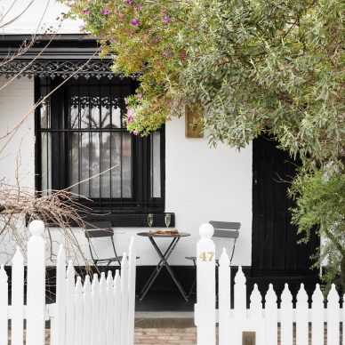 Image of our exterior house painting work in Melbourne
