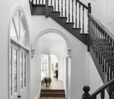 Image of our interior painting work